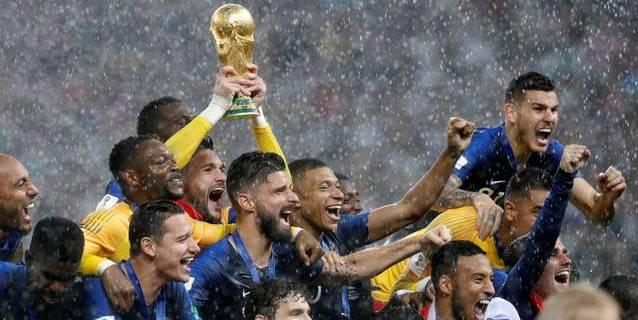 Francia conquista su segundo Mundial en una final para el recuerdo