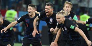 Croacia gana sufriendo a Dinamarca y jugará los cuartos con Rusia