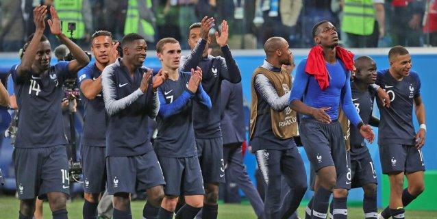 Francia impone su pragmatismo ante Bélgica para llegar a la final