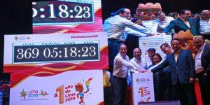 Lima 2019: se inicia cuenta regresiva para los juegos Panamericanos y Parapanamericanos