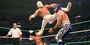 La lucha libre, un deporte convertido en cultura mexicana