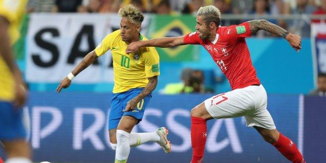 """Infantino y Neymar: """"Quisiera ver más sus habilidades futbolísticas"""""""