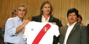 Edwin Oviedo: haremos el mayor esfuerzo para retener a Ricardo Gareca