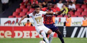 Pumas debuta con triunfo 2-0 ante Veracruz en inicio de Liga mexicana