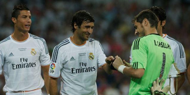 Casillas, Raúl y ahora CR: La gris despedida de los ídolos blancos