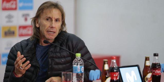"""Gareca pide al Perú """"mantener los pies en la tierra"""""""