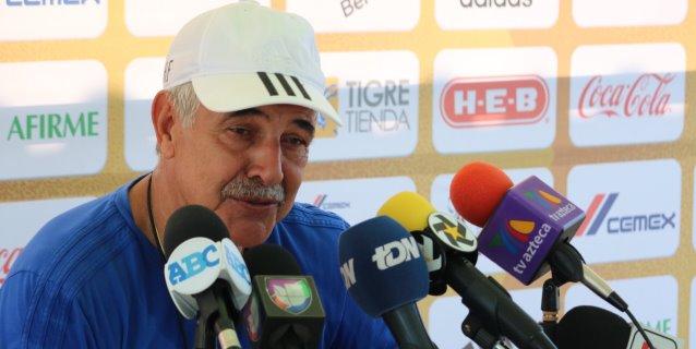 """Ferretti rechaza dirigir a México: """"Les dije que no y punto final"""""""