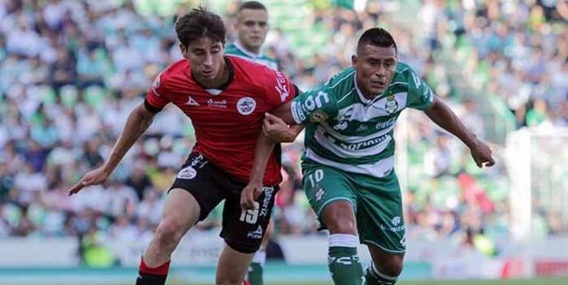 Santos inicia con victoria la defensa de su título en Liga mexicana