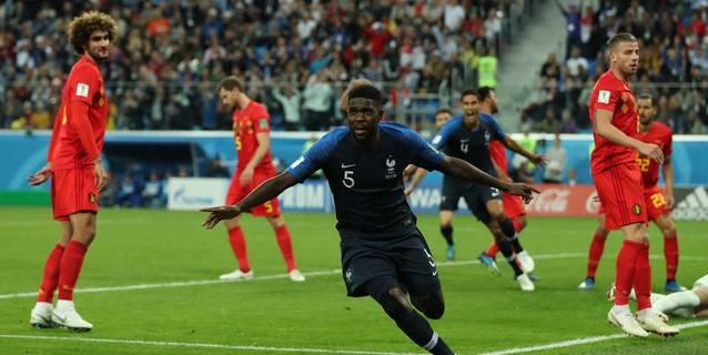 Francia impone su jerarquía ante Bélgica para volver a una final