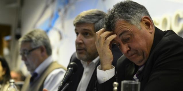 Presidente de la Asociación Uruguaya de Fútbol presenta su renuncia