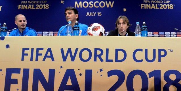 """Entrenador croata: """"En una final de Mundial no cobras ese penal"""""""