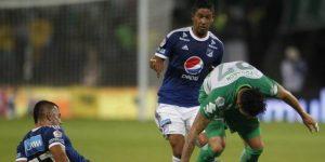 Millonarios y Nacional empatan en clásico de la liga colombiana
