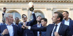 Deschamps, entrenador de Francia, estará en la conferencia de la FIFA 2018