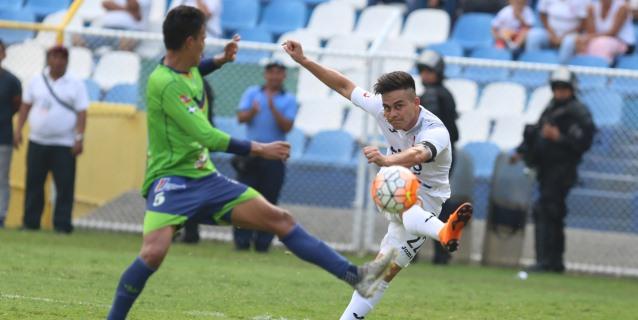 El Alianza rompe la racha de empates y Santa Tecla continúa como líder del fútbol en El Salvador
