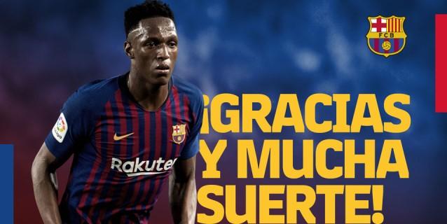 Barcelona aligera su plantilla: André Gomes y Yerry Mina, al Everton