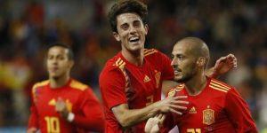 Silva deja la selección española después de marcar una época