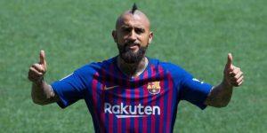 Arturo Vidal supera las pruebas médicas y firma el contrato con el Barça
