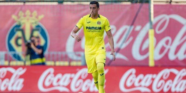 """Funes Mori: """"Estoy contento y agradecido por haber fichado por el Villarreal"""""""