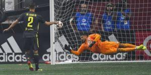 Juventus vence en penales a las Estrellas de la MLS