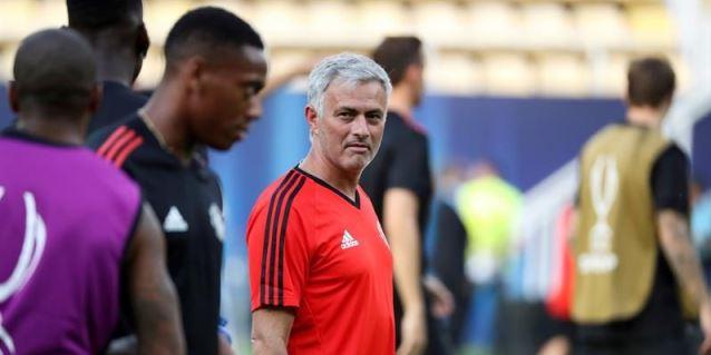 Mourinho y el pesimismo del Manchester United