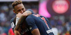 Neymar, Mbappe y Cavani propician la victoria del PSG ante el Angers