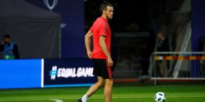 Gareth Bale lidera la lista de Giggs