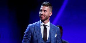 Sergio Ramos repite como mejor defensa del año
