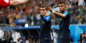 Griezmann y Mbappé liderarán al campeón mundial ante Alemania y Holanda