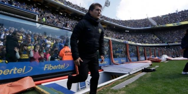 Barros Schelotto celebra los 609 días de Boca como puntero argentino