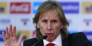 Gareca renueva por tres años con Perú, con opción a un año más de clasificar a Catar