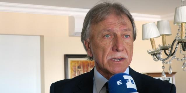 Edgar Welker renuncia a la Presidencia de la AUF tras la intervención de la FIFA