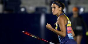 La puertorriqueña Mónica Puig pasa a segunda ronda en New Haven