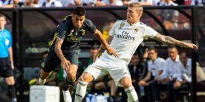 3-1. El desparpajo de un joven Madrid se impone a la presión de la Juventus