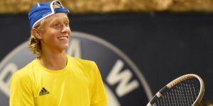 El hijo de Björn Borg gana campeonato juvenil en Suecia