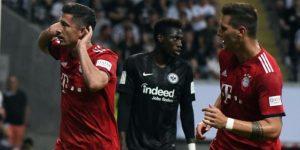 Bayern conquista su séptima Supercopa con triplete de Lewandowski