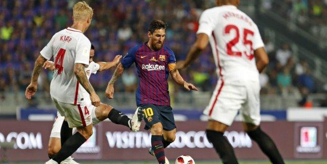 Messi se convierte en el jugador con más trofeos en el Barcelona