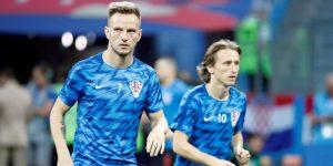 Modric y Rakitic vuelven a liderar a Croacia ante Portugal y España