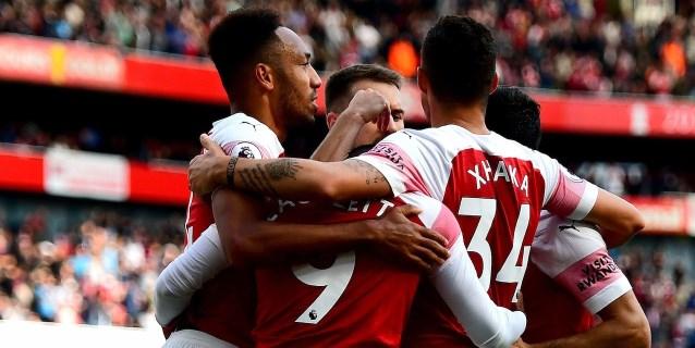 El Arsenal suma ante el West Ham el primer triunfo de la 'era Emery' (3-1)