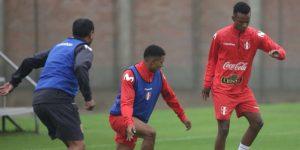 Loyola apunta a llegar alto en la Copa América y repetir la presencia en el Mundial