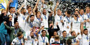 Los ganadores de la decimotercera del Real Madrid copan las nominaciones