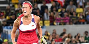 La puertorriqueña Mónica Puig pasa a cuartos de final en New Haven