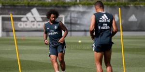 Marcelo se une a Casemiro en Valdebebas, ya con Celades
