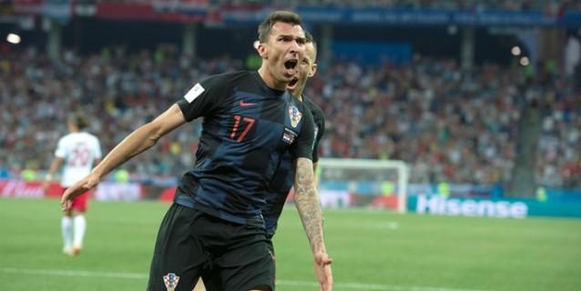Mandzukic anuncia su retiro de la selección croata
