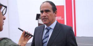 Oscar Fernández renunció a la presidencia del IPD