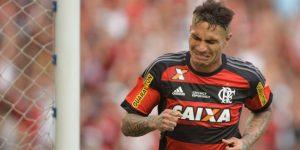 Paolo Guerrero le dice adiós al Flamengo de Brasil