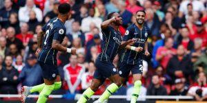El City sigue en ritmo con 2-0 ante Arsenal y Liverpool muestra poder