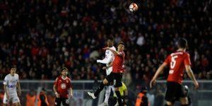 Santos e Independiente a la espera del fallo de la Conmebol que será decisivo