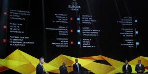 Composición de los grupos de la Liga Europa 2018/19