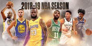 La NBA arrancará con un Celtics-76ers y un Warriors-Thunder