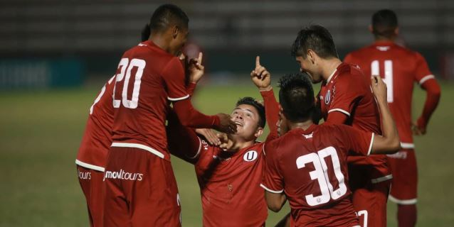 Universitario sale de la zona del descenso tras ganar 2-0 a Municipal